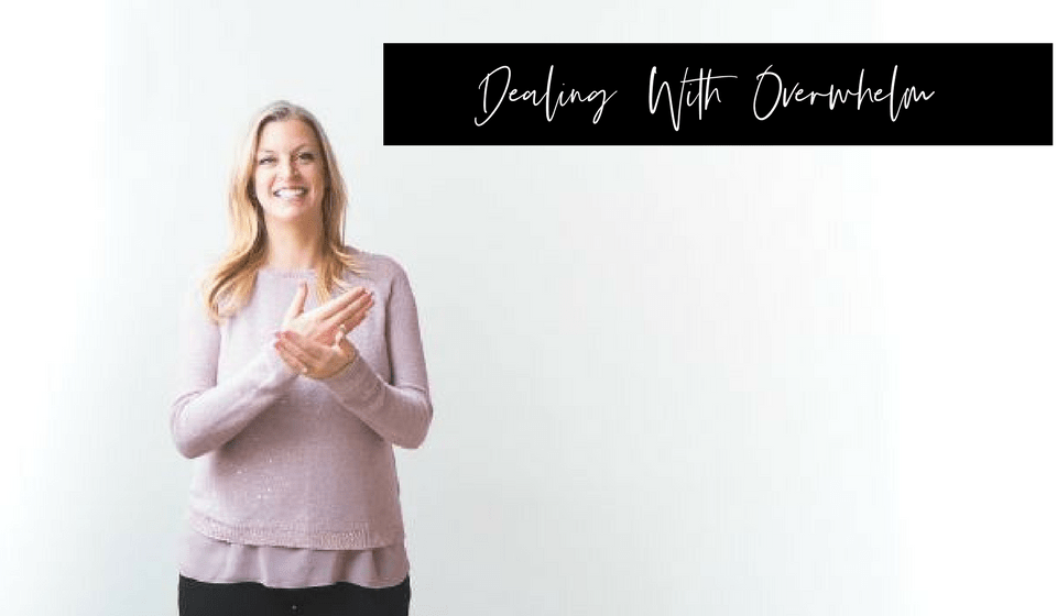 Dealing With Overwhelm as an Entrepreneur